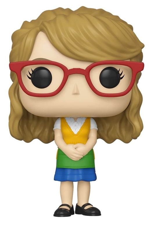 The Big Bang Theory - Bernadette Pop! Vinyl Figure