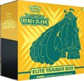 Pokemon TCG: Sword and Shield - Rebel Clash Trainer Box