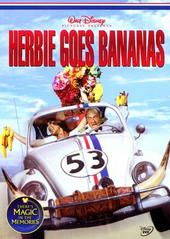 Herbie Goes Bananas on DVD