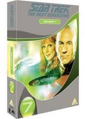 Star Trek - Next Generation: Season 7 (7 Disc Box Set) (New Packaging) on DVD