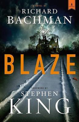 Blaze by Richard Bachman image