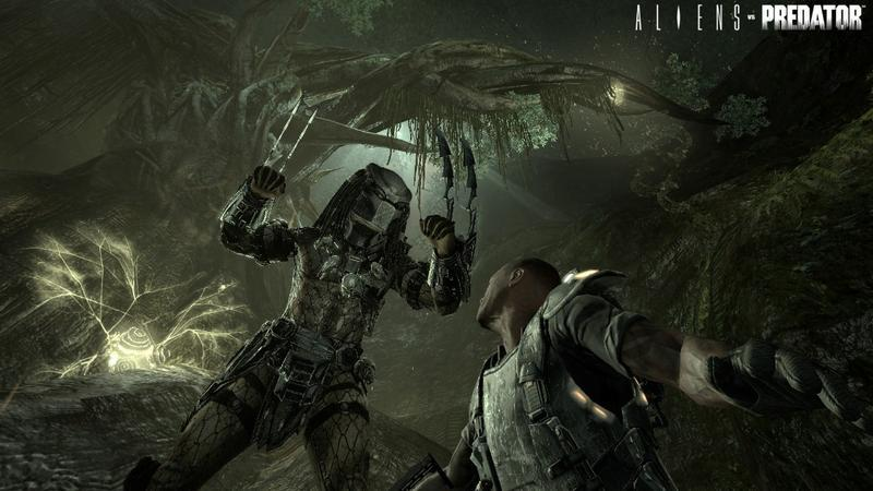 Aliens vs Predator Hunter Edition for Xbox 360 image