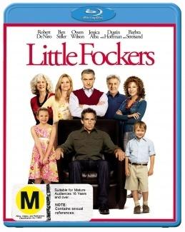 Little Fockers on Blu-ray