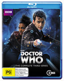 Doctor Who - The Complete Third Season on Blu-ray