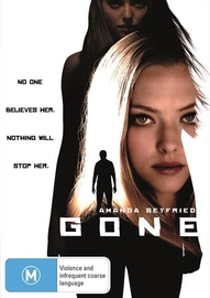 Gone on DVD