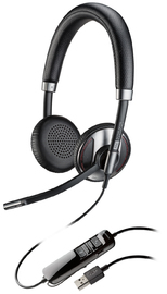 Plantronics Blackwire C725 Stereo Headset