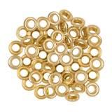 "Fiskars: Gold Eyelets (3/16"") - 50pk"