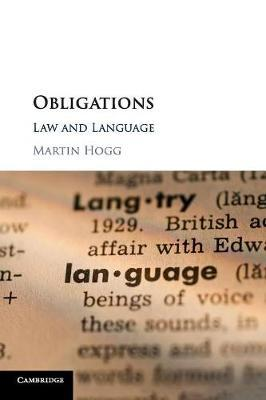 Obligations by Martin Hogg image