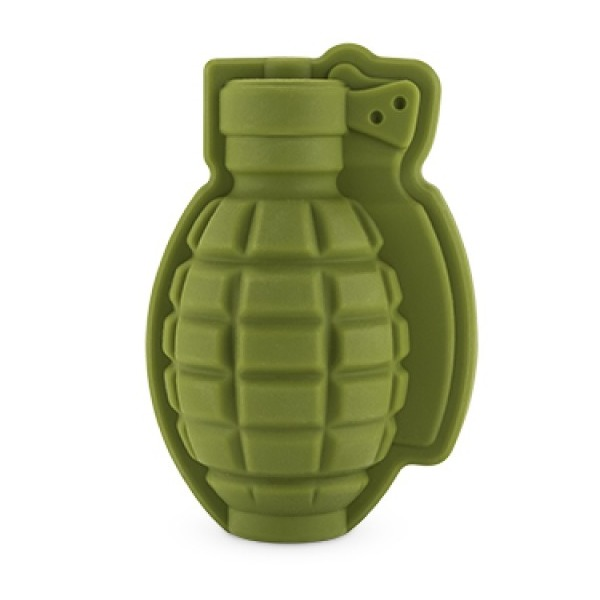 Foster & Rye: Grenade - Silicone Ice Mold image