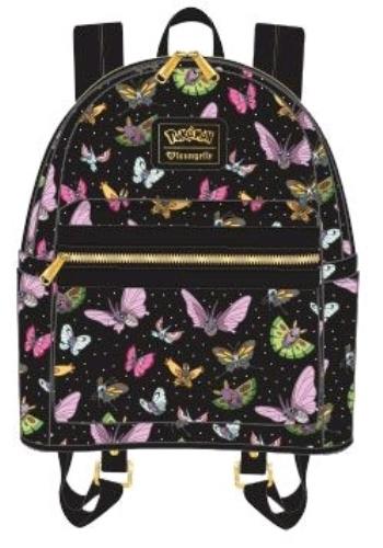 Loungefly: Pokemon - Butterfly Mini Backpack