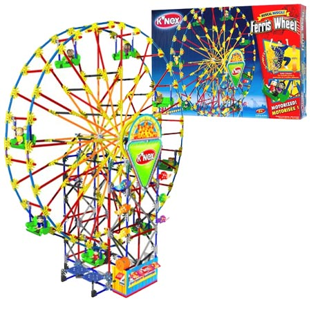 K'Nex Musical Ferris Wheel image