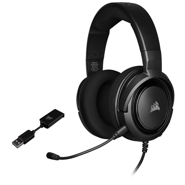 Corsair HS45 Surround Gaming Headset for PC