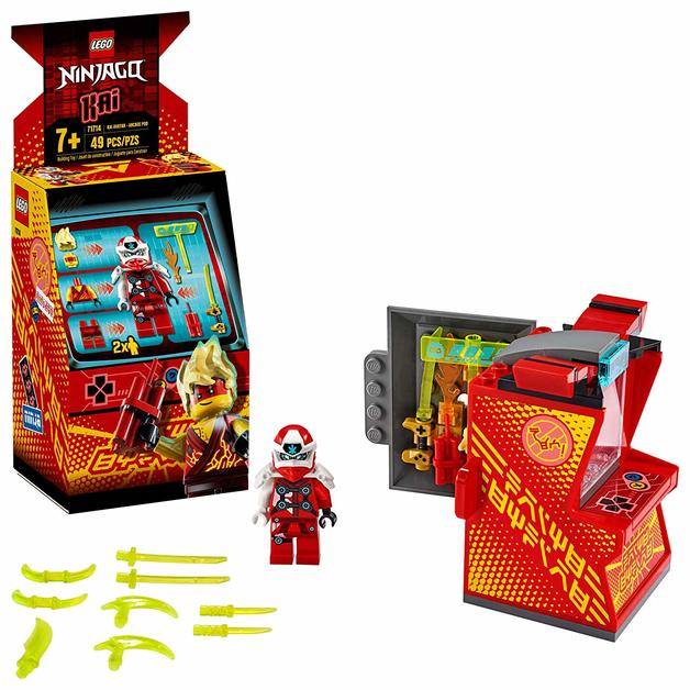 LEGO Ninjago: Kai Avatar - Arcade Pod (71714)