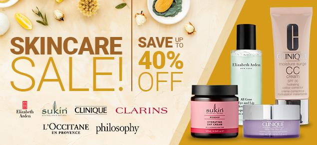 Skincare Sale!