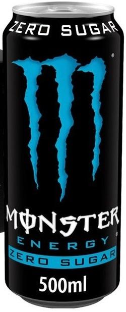 Monster Energy Absolutely Zero (12x500ml)