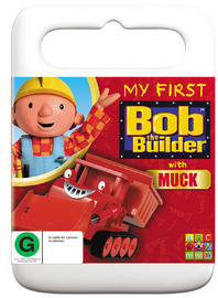 My First Bob the Builder with Muck DVD image