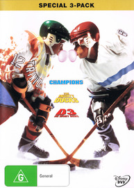 The Mighty Ducks Collection on DVD image