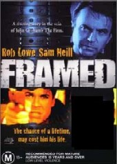 Framed on DVD
