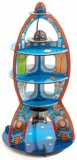 Djeco: Up to Space 3D Pop 'n Play