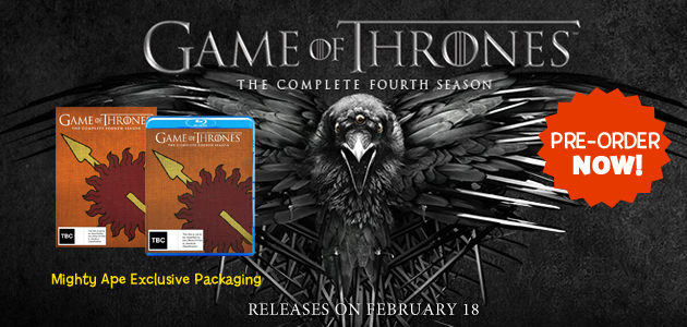 Game of thrones season 4 time slot cartable a roulettes little marcel pas cher