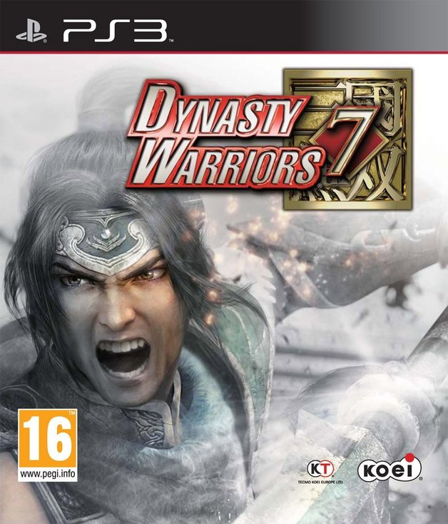 Dynasty Warriors 7 for PS3