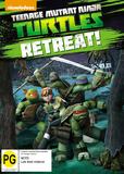Teenage Mutant Ninja Turtles: Retreat! DVD