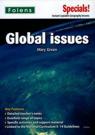 Secondary Specials!: Geography - Global Issues by Mary Green