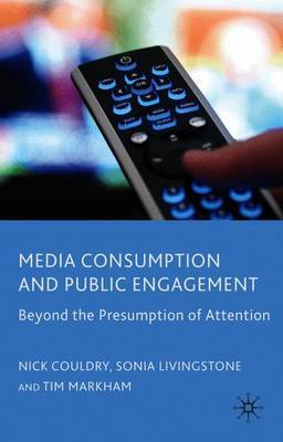 Media Consumption and Public Engagement by Nick Couldry image