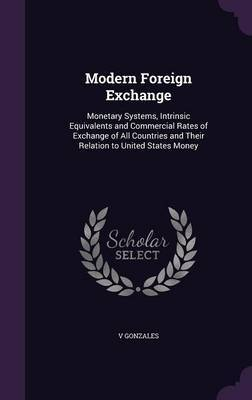 Modern Foreign Exchange by V Gonzales image