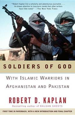Soldiers Of God by Robert D Kaplan image