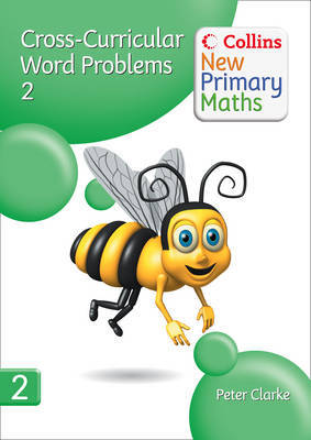 Collins New Primary Maths: Cross-Curricular Word Problems 2 by Peter Clarke image