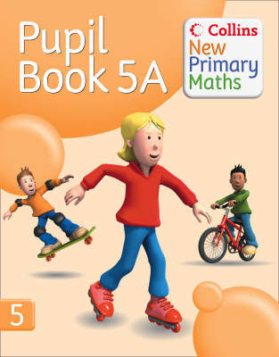 Pupil Book 5A image