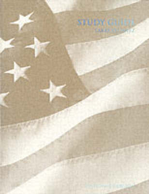 Government by the People: National Version Study Guide by James Burns
