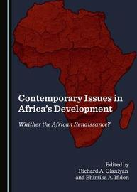 Contemporary Issues in Africa's Development