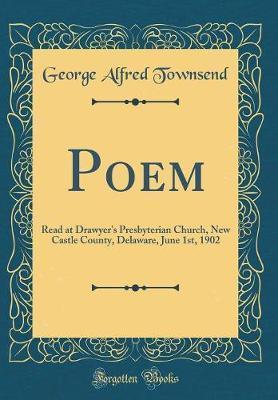 Poem by George Alfred Townsend