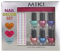 Miki: Nail Decor Set