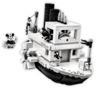 LEGO Ideas: Steamboat Willie (21317)