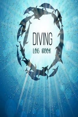 Diving Log Book by Deep Senses Designs
