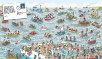 Where's Waldo – Waldo (Wally) Pop! Vinyl Figure image