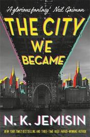 The City We Became by N.K. Jemisin image