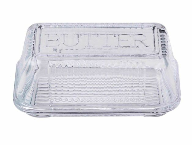 D.Line: Kitchenworks Glass Butter Dish