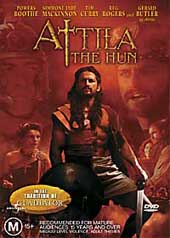 Attila The Hun on DVD