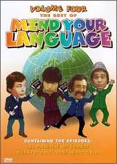 Mind Your Language, The Best Of - Volume 4 on DVD