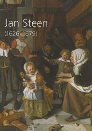 Jan Steen 1625-1679 by Wouter Kloek image