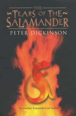 The Tears of the Salamander by Peter Dickinson