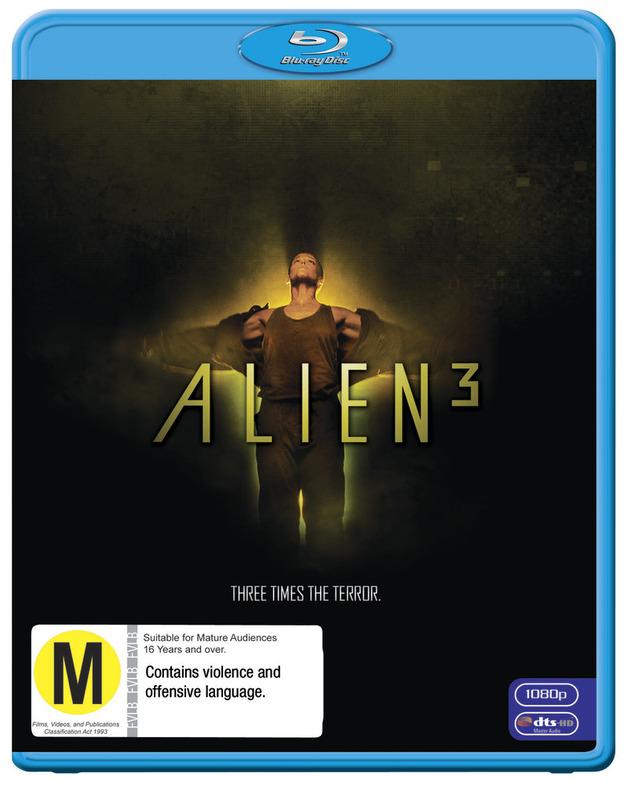 Alien 3 on Blu-ray