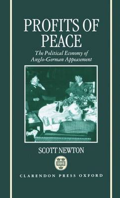 Profits of Peace by Scott Newton image