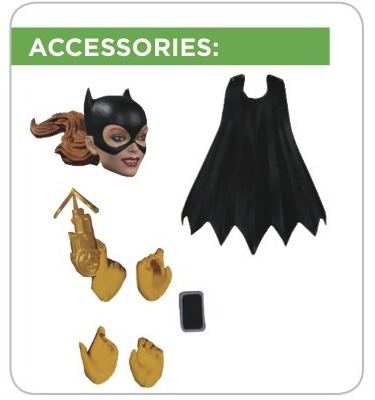 DC Icons: Batgirl of Burnside - Action Figure Playset image