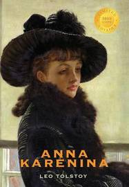 Anna Karenina (1000 Copy Limited Edition) by Leo Tolstoy image