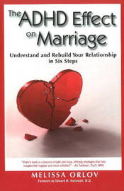 Adhd Effect on Marriage by Melissa Orlov image